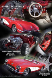 Full-service automotive restoration in Decatur, IL