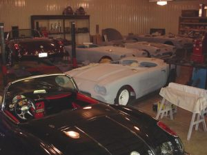 A fantastic automotive restoration in Decatur, IL